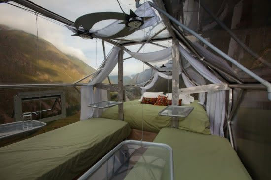 Hotel Skylodge Adventure Suites 2